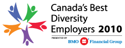 UBC - canada's best diversity employer 2010